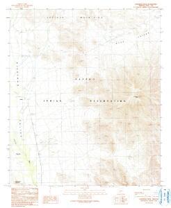 Cimarron Peak