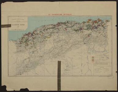 Algérie Nord. La colonisation officielle