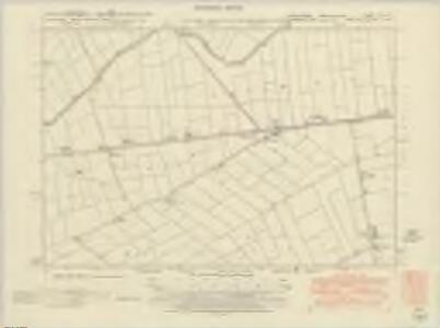 Lincolnshire CLIII.NE - OS Six-Inch Map