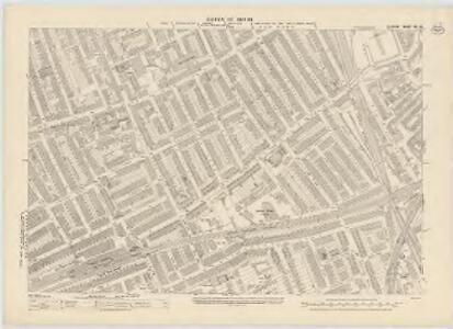 London VII.40 - OS London Town Plan