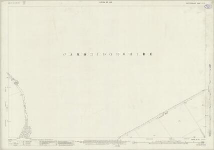 Hertfordshire IV.10 (includes: Ashwell; Guilden Morden; Kelshall; Steeple Morden) - 25 Inch Map