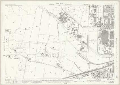 Lancashire CIII.16 (includes: Davyhulme; Stretford; Urmston) - 25 Inch Map