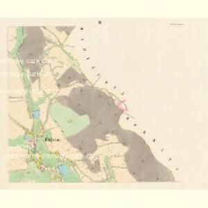 Chlistau - c2489-1-002 - Kaiserpflichtexemplar der Landkarten des stabilen Katasters