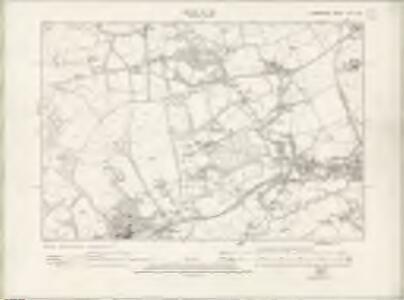 Lanarkshire Sheet XIII.NW - OS 6 Inch map