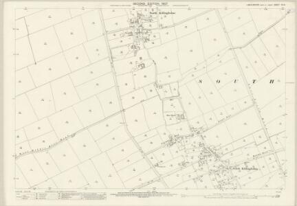 Lincolnshire XIII.6 (includes: North Killingholme; South Killingholme) - 25 Inch Map