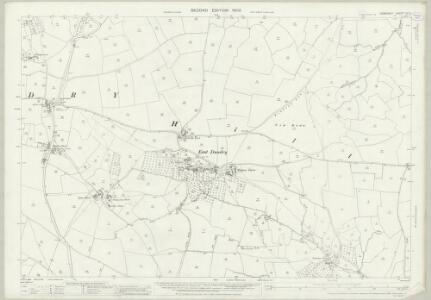 Somerset XII.2 (includes: Bristol; Chew Magna; Dundry; Norton Malreward; Whitchurch) - 25 Inch Map