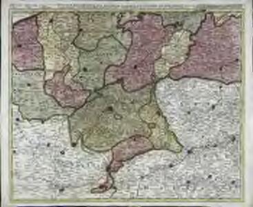 Theatrum bellicum novum, sive delineatio plerorumque in Flandria locorum, sedisque belli