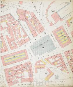Insurance Plan of Sheffield (1888): sheet 6