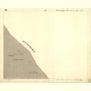 Wassersuppen - c5024-1-003 - Kaiserpflichtexemplar der Landkarten des stabilen Katasters