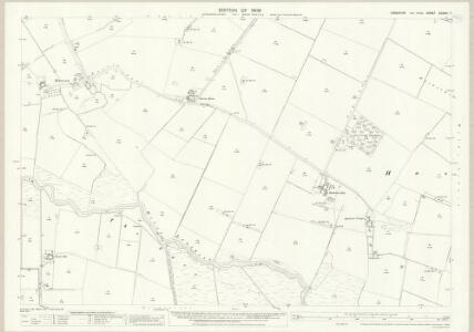 Yorkshire CCXXIII.7 (includes: Gilberdyke; Holme Upon Spalding Moor) - 25 Inch Map