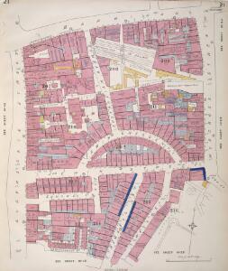 Insurance Plan of City of London Vol. I: sheet 21