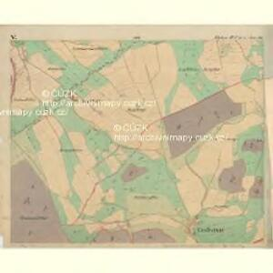 Fleken - c1669-1-005 - Kaiserpflichtexemplar der Landkarten des stabilen Katasters