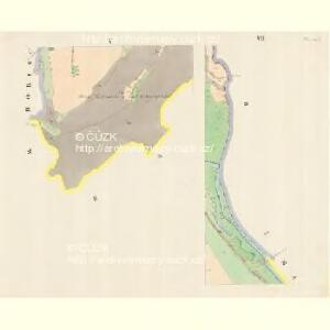 Odrau (Odry) - m2103-1-005 - Kaiserpflichtexemplar der Landkarten des stabilen Katasters
