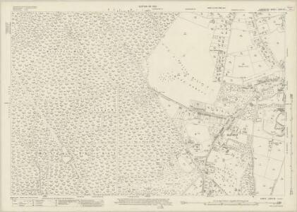 Hampshire and Isle of Wight LXVIII.15 (includes: Rowlands Castle) - 25 Inch Map