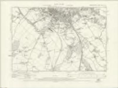 Hertfordshire XXXIV.SE - OS Six-Inch Map
