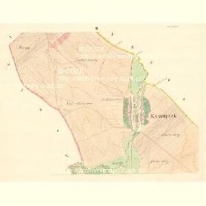 Kozaydek (Kozogidek) - m1323-1-002 - Kaiserpflichtexemplar der Landkarten des stabilen Katasters