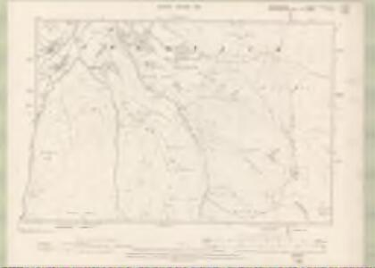 Selkirkshire Sheet VI.SW & SE - OS 6 Inch map