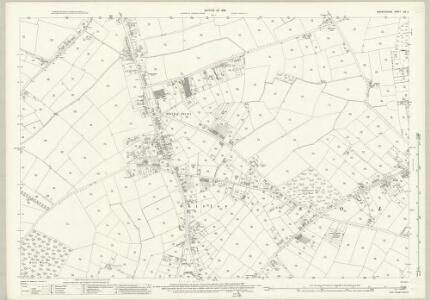 Warwickshire XIX.11 (includes: Solihull Urban) - 25 Inch Map