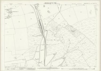 Lincolnshire X.16 (includes: Roxby cum Risby; Scunthorpe) - 25 Inch Map