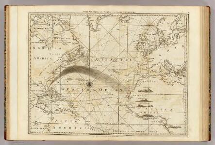 The Atlantic Ocean.