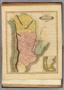 Bolivia, Chili, United Provinces.