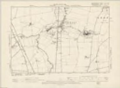 Hertfordshire VII.NW - OS Six-Inch Map