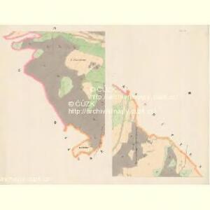Podmokl (Podmok) - c5911-1-002 - Kaiserpflichtexemplar der Landkarten des stabilen Katasters