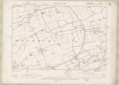 Linlithgowshire Sheet XII. NW - OS 6 Inch map
