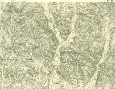 III. vojenské mapování 4368/3