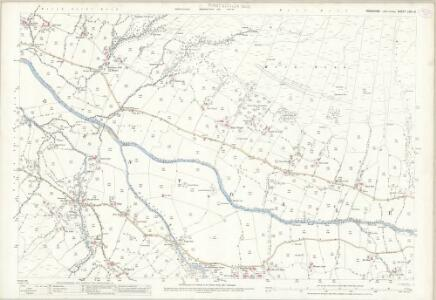 Yorkshire LXIV.14 (includes: Dent) - 25 Inch Map