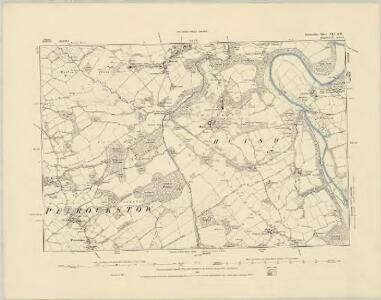 Devonshire XXX.NE - OS Six-Inch Map
