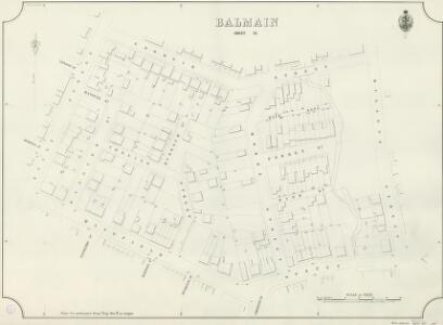 Balmain, Sheet 53, 1890