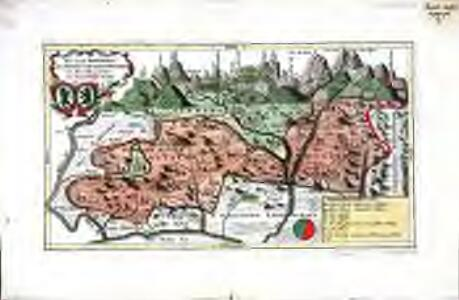 Das Land Appenzell der Innern- u. Aussern-Rooden