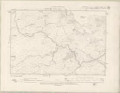 Perth and Clackmannan Sheet CXXIX.NW - OS 6 Inch map