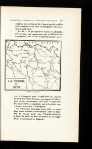 La Serbie de 1878