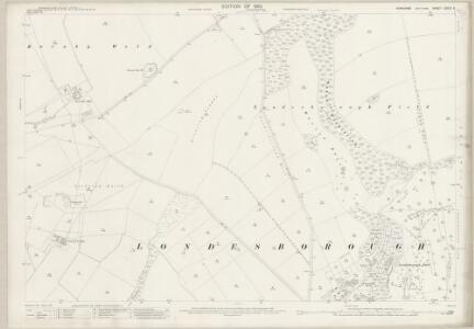 Yorkshire CXCIV.5 (includes: Hayton; Londesborough; Nunburnholme) - 25 Inch Map