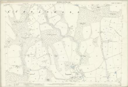 Sussex XI.14 (includes: Lurgashall) - 25 Inch Map