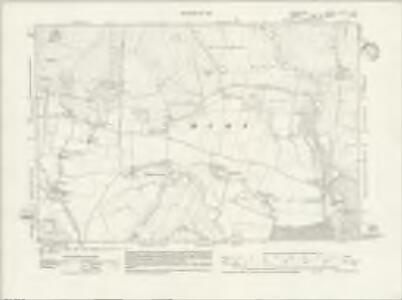 Hampshire & Isle of Wight LXXVIII.SW - OS Six-Inch Map