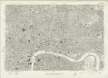 London Sheet K - OS Six-Inch Map