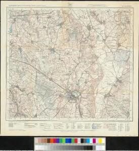 Meßtischblatt [8024] : Waldsee, 1914