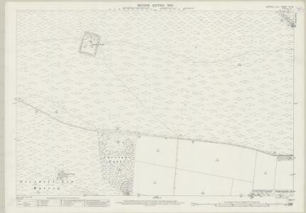 Suffolk XII.15 (includes: Eriswell; Lakenheath; Wangford) - 25 Inch Map
