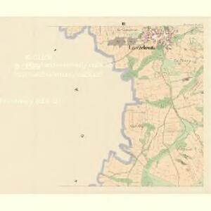 Cžecželowitz (Čečelowic) - c0811-1-003 - Kaiserpflichtexemplar der Landkarten des stabilen Katasters