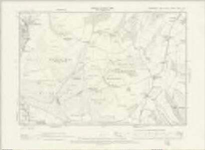 Hampshire & Isle of Wight XCIV.SE - OS Six-Inch Map