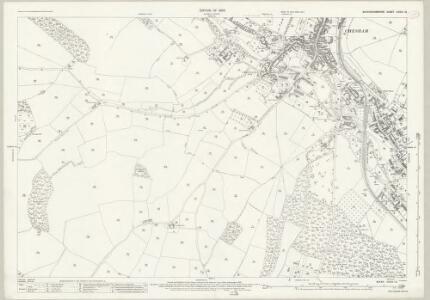Buckinghamshire XXXIX.13 (includes: Chartridge; Chesham; Chesham Bois) - 25 Inch Map