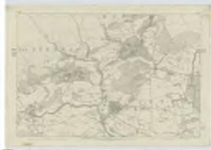 Perthshire, Sheet XCV - OS 6 Inch map