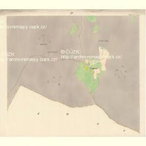 Paulusbrunn - c5672-1-014 - Kaiserpflichtexemplar der Landkarten des stabilen Katasters