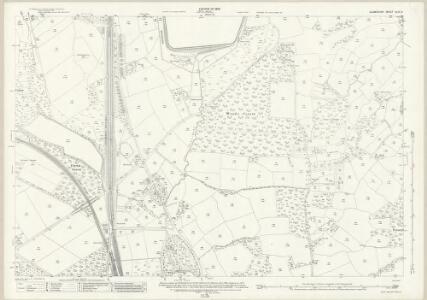 Glamorgan XLIII.3 (includes: Cardiff; Llanedern) - 25 Inch Map