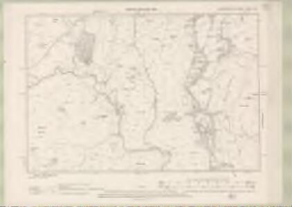 Dumfriesshire Sheet XXXV.NW - OS 6 Inch map