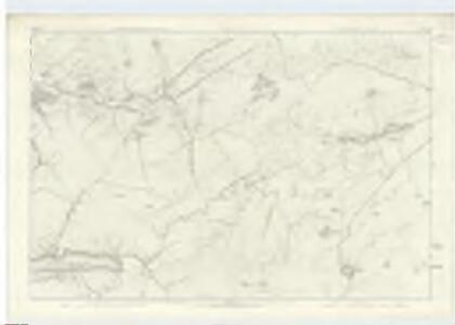 Argyllshire, Sheet CXI - OS 6 Inch map