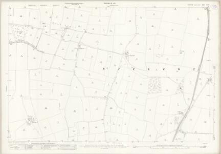 Yorkshire XIV.9 (includes: Barforth; Caldwell; Cliffe; Eppleby; Stanwick St John) - 25 Inch Map